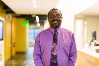 John Edwards, Professional Program in Eating and Weight Disorders student