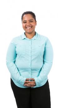 Rose Heredia, Post-Baccalaureate Certificate Program in Writing graduate