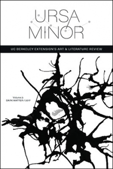 cover image for the 2017 Ursa Minor, Extension's student literary journal